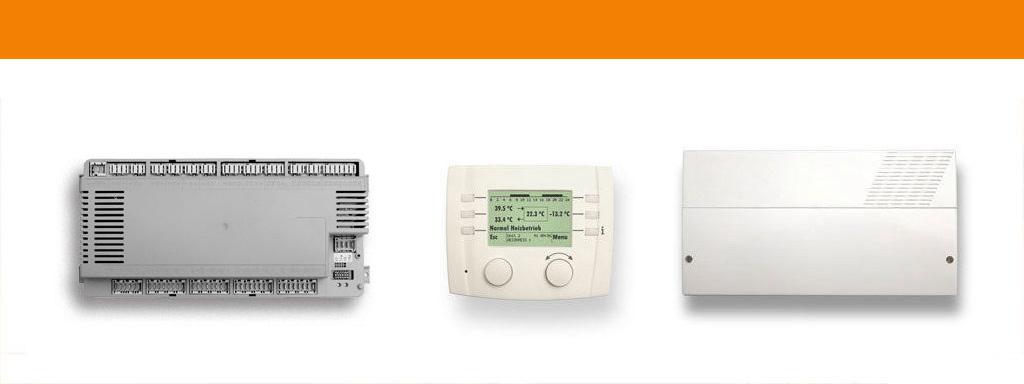 Wärmepumpen-Controller Header TEM